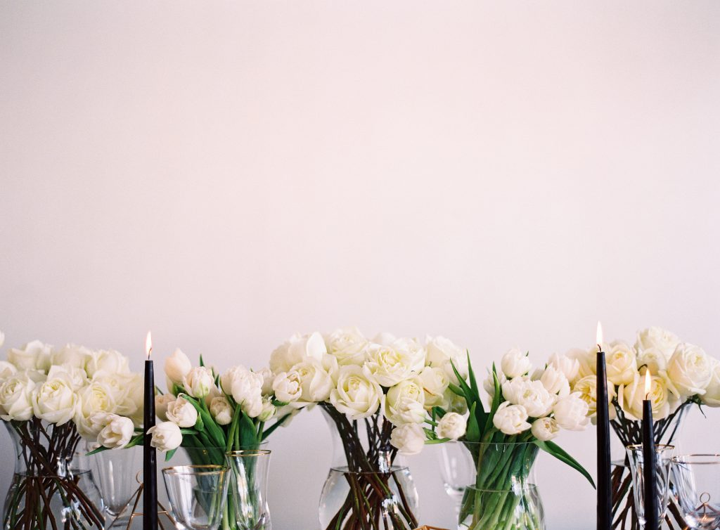 Photography - Samantha Leigh Studios | Flowers - Violet Rose Floral | Calligraphy - Oh Eleven Calligraphy